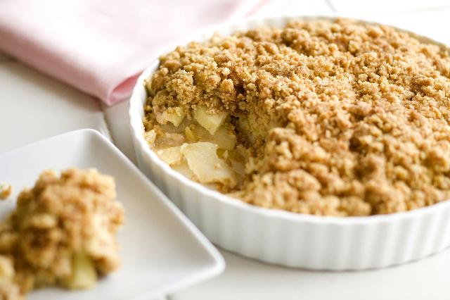 Crunchy-Apple-Crumble
